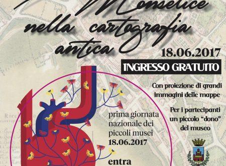 """""""Monselice nella cartografia antica"""" al SanPaolo"""