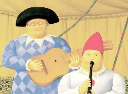 Visita alla mostra di Botero