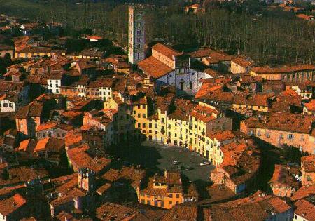 Vinci, Pistoia e Lucca  sabato 30 novembre – domenica 1 dicembre 2019