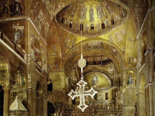 Visita notturna alla Basilica di San Marco a Venezia domenica 6 ottobre 2019