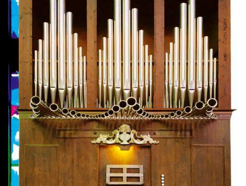 Inaugurazione dell' organo del Duomo Nuovo venerdi 4 ottobre 2019 ore 20.45