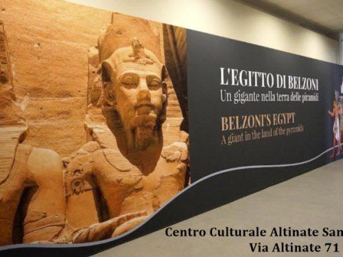 L' Egitto di Belzoni sabato 15 febbraio 2020 ore 14,30